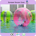 Free Shipping!2.0m Dia PVC Ball 0.8mm Thickness Inflatable Zorb Water Walking Ball Walk On Water/Human Hamster Ball/Water Ball