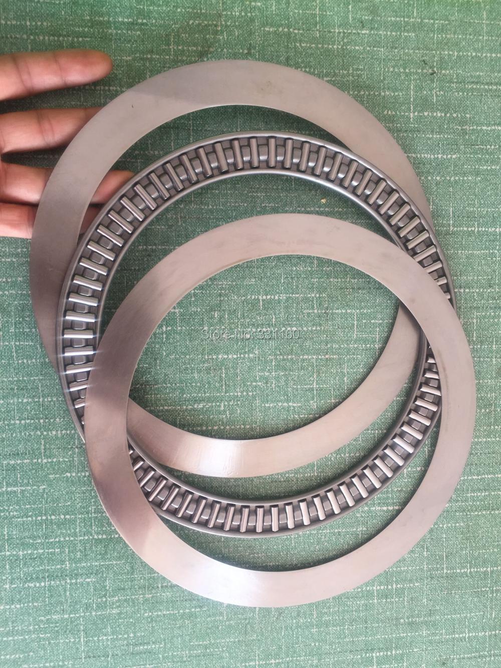 Тяги роликовый Подшипник иглы с размером две шайбы:внутреннее diameter190mm, внешний diameter235mm, толщина 9мм