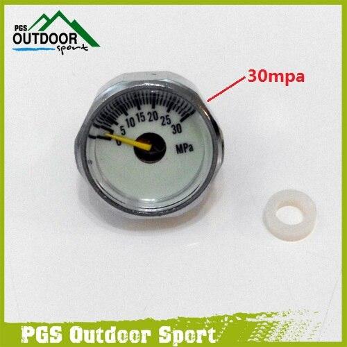 PCP Gauge Manometre Manometer 5/30/40mpa Luminous Mini Micro High Pressure Gauge M10 *1