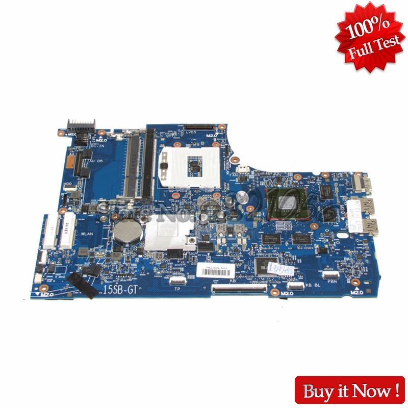 NOKOTION 741653-501 741653-001 Laptop Motherboard For HP Envy 15-J105TX 15-J Main Board HM86 DDR3L GT750M Graphics Card 702901 501 702901 001 690225 001 main board for hp envy m4 m4 1000 laptop motherboard slj8c hd4000 ddr3