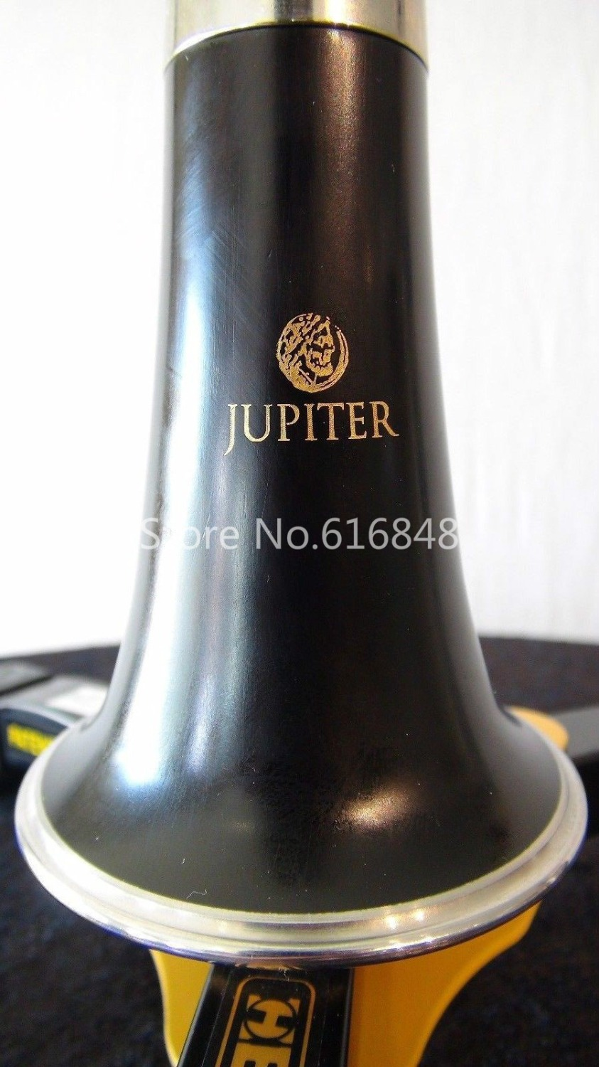 JUPITER JCL-737 Professional B-flat Tune High Quality Instruments Bb Clarinet Black Tube With Mouthpiece Case Accessories цена