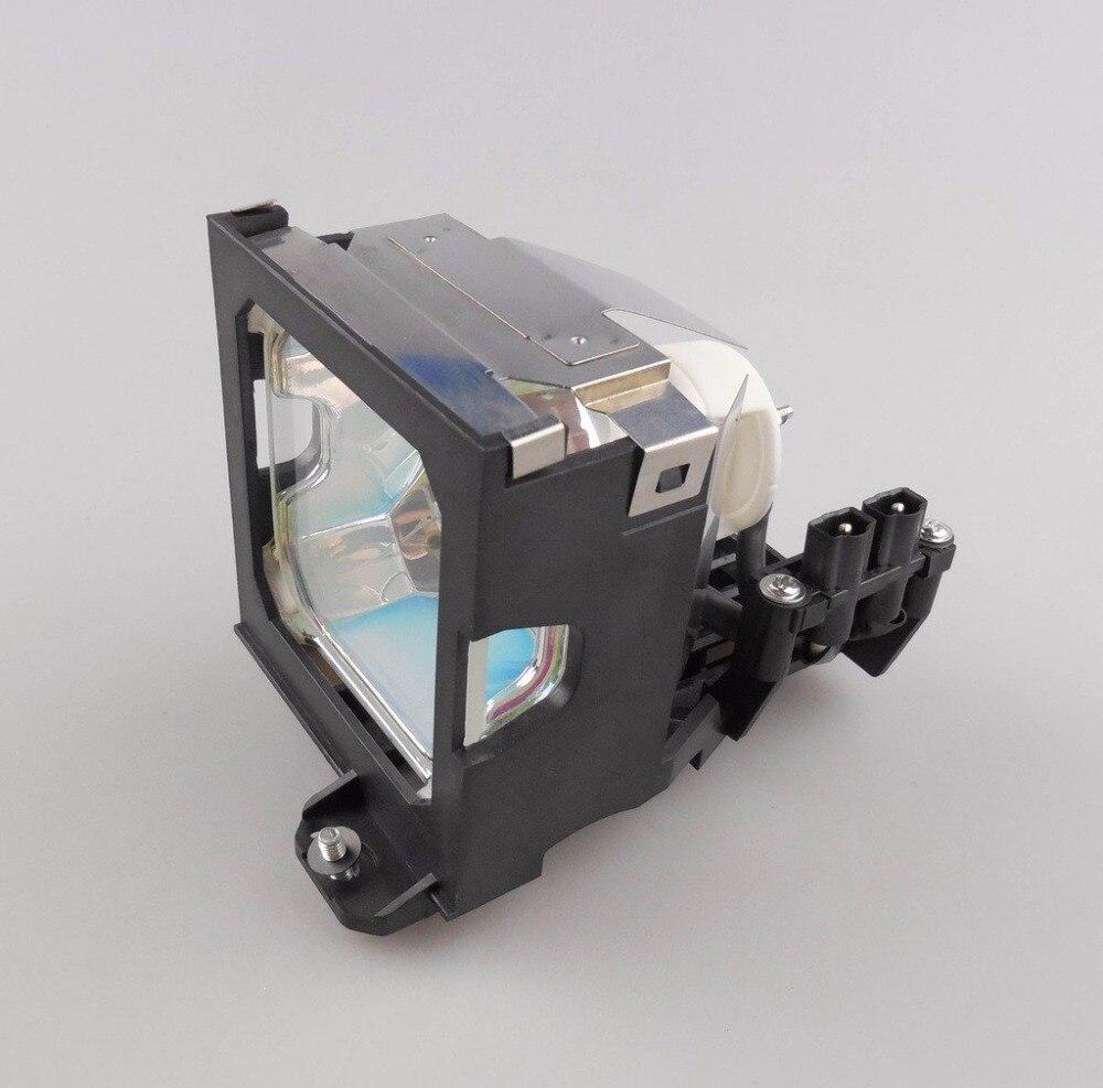 ET-LA785 Replacement Projector Lamp with Housing for PANASONIC PT-L785 / PT-L785E / PT-L785U original projector lamp et lab80 for pt lb75 pt lb75nt pt lb80 pt lw80nt pt lb75ntu pt lb75u pt lb80u
