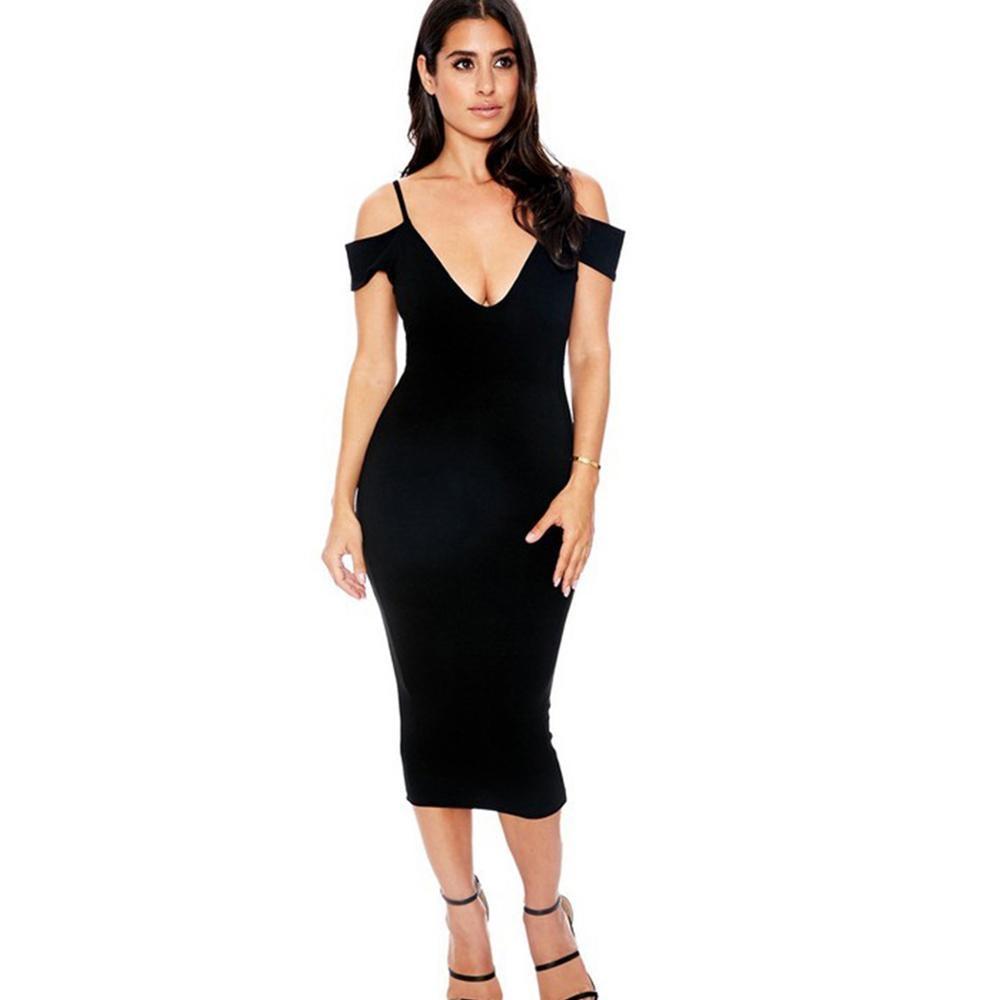 Online Get Cheap V Neck Bandage Dress -Aliexpress.com | Alibaba Group