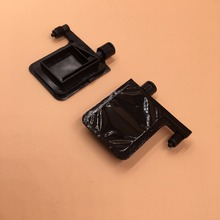 For Epson DX4 / DX5 Printhead UV BLACK Big Damper with Filter ( for 4x3mm tube )