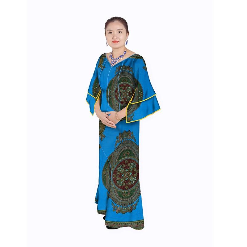 klassisk afrikansk klær for kvinner todelt dress avrikansk - Nasjonale klær - Bilde 6