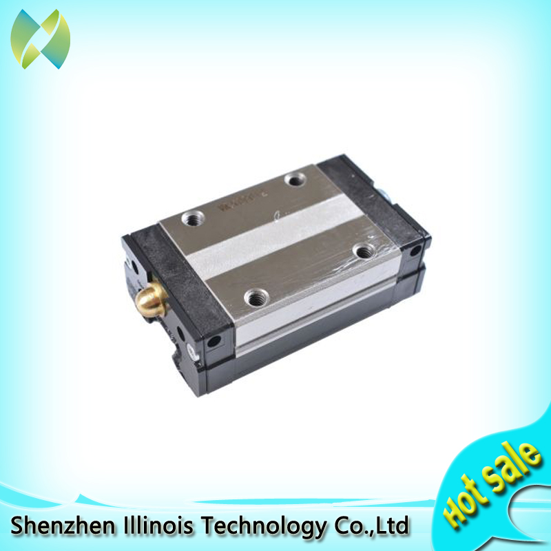 printer parts Roland RS-640 / SJ-540 / FJ-540 / XJ-540 L-Bearing / Rail Block SSR15XW1UU+2320LY l bearing rail block ssr15xw2ue 2320ly 21895153 for roland rs 640 sj 540 fj 540 xj 540