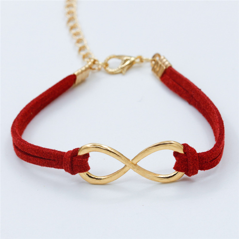 SL103-Hot-Selling-Cheap-Wholsale-Fashion-Infinity-Leather-Bracelet-Eight-Cross-Bangle-For-Girl-Wedding-Jewelry (5)