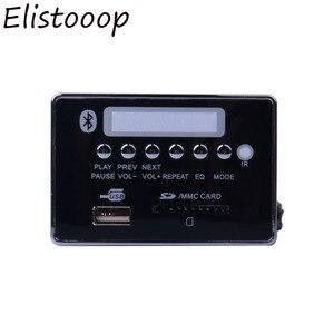 Image 1 - 2019 Xe USB MP3 Player Hands Free miễn phí MP3 Board Giải Mã Bluetooth Mô đun USB FM Aux Đài Phát Thanh cho Xe Tích Hợp điều Khiển từ xa