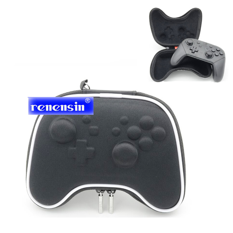 Renensin Game Controller Protective Hard Pouch Carry Case Bag For Nintendo Nintend Switch Pro Controller Joystick case