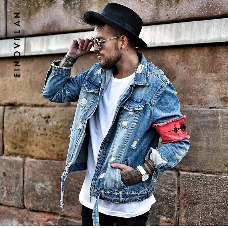 Man Coffee Dark Twill Long Coat Jacket Punk Fashion Handsome Hooded Y550