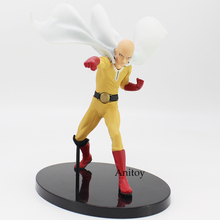 Anime One Punch Man DXF Saitama PVC Figure Collectible Model Toy 20cm