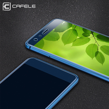CAFELE 2.5D Arc Surface Full Glass for Huawei Nova 2 2Plus