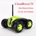 Carro RC com Câmera IP 4CH Wifi tanque Nuvem Rover IV Reprodução de vídeo Eletrodomésticos IR Controle Remoto De Um Botão Home FSWB