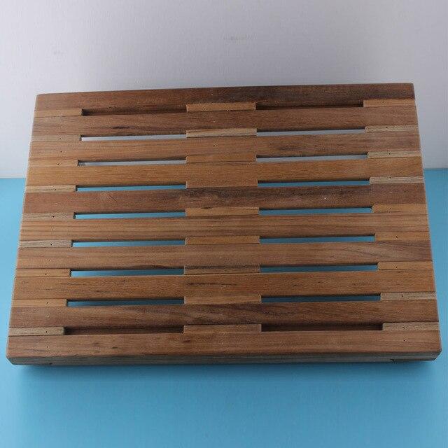 445 330 Inboard Folding Desk Teak Wall Mounted Shower Bench Seat