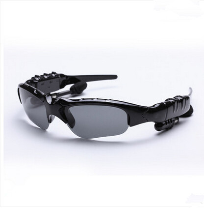 Newest <font><b>Fashion</b></font> Sports <font><b>Stereo</b></font> Wireless Bluetooth 4.0 Headset Telephone Polarized Driving Sunglasses/mp3 Riding Eyes <font><b>Glasses</b></font>