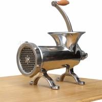 Heavy Duty Mincer Manual Meat Grinder Vegetables Pelletizer Multi purpose Table Crank Tool Hand Cast