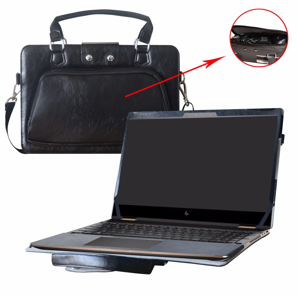 Labanema housse de sacoche d'ordinateur portable avec précision pour ordinateur portable HP Spectre x360 15 chXXX 15.6