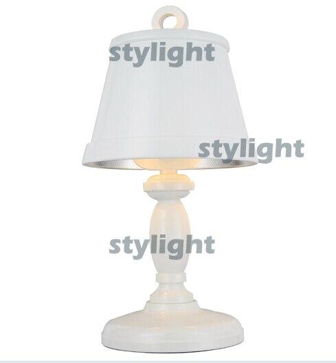 Горячие продажи Голландии Бумаги Настольная лампа Гостиная Кабинет спальня минималистский Ткань Настольная лампа