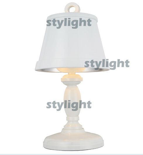 HOT SELLING Holland Paper Table Lamp Living Room Study Room Bedroom  Minimalist Fabric Table Lamp