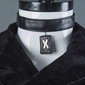 Image 2 - Мужской костюм для косплея NieR Automata 9S, вечерние наряды, пальто, полный комплект на Хэллоуин, 9 типов