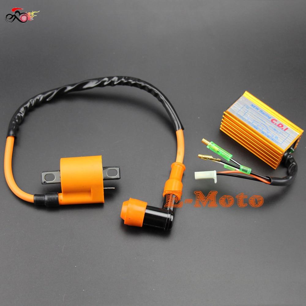 hight resolution of jog 50cc 72cc minarelli engine scooter moped high performance ac cdi 1e40qmb 140qmb 1pe40qmb ignition coil