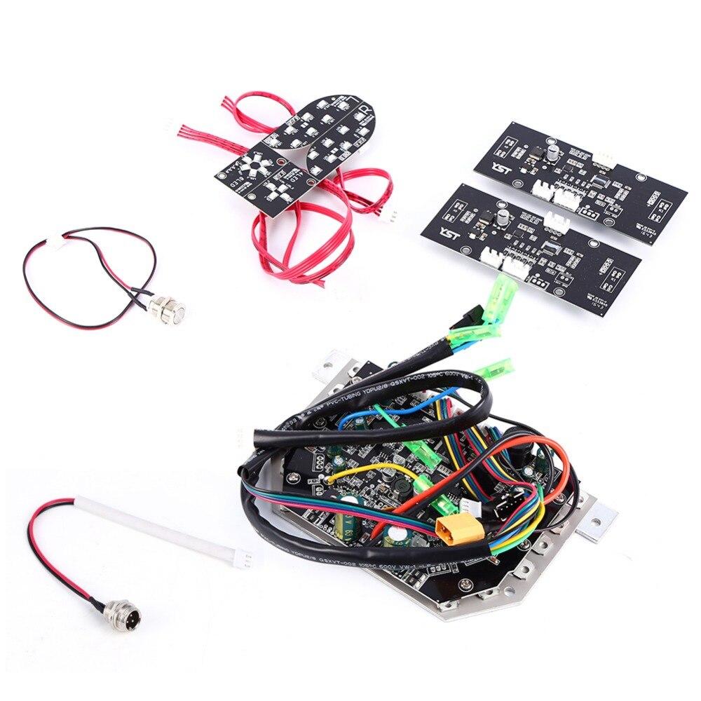 Self-balancing Skateboard/segwy Project Arduino