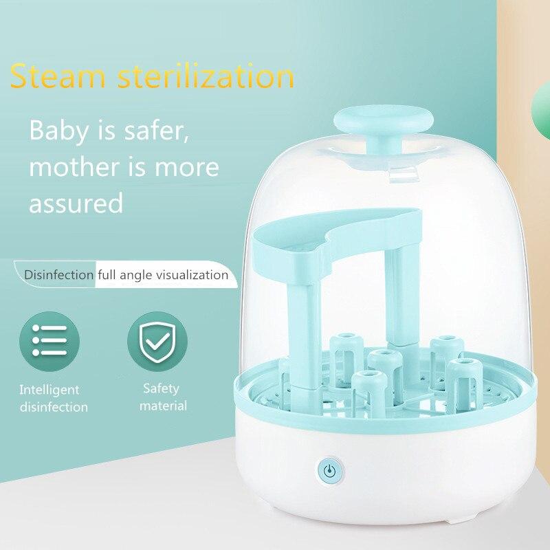 Baby Feeding Sterilizer Baby Bottle Warmer Multifunctional UV Sterilization 220V Health Tableware Toy Child Infant Sterilizer