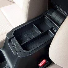 Accoudoir de style de voiture, boîte de rangement centrale pour accoudoir, boîte de rangement pour Toyota RAV4 2014 – 2015