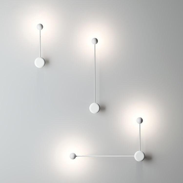 Led Wall Lamp Modern Simple Creative Bedroom Bedside