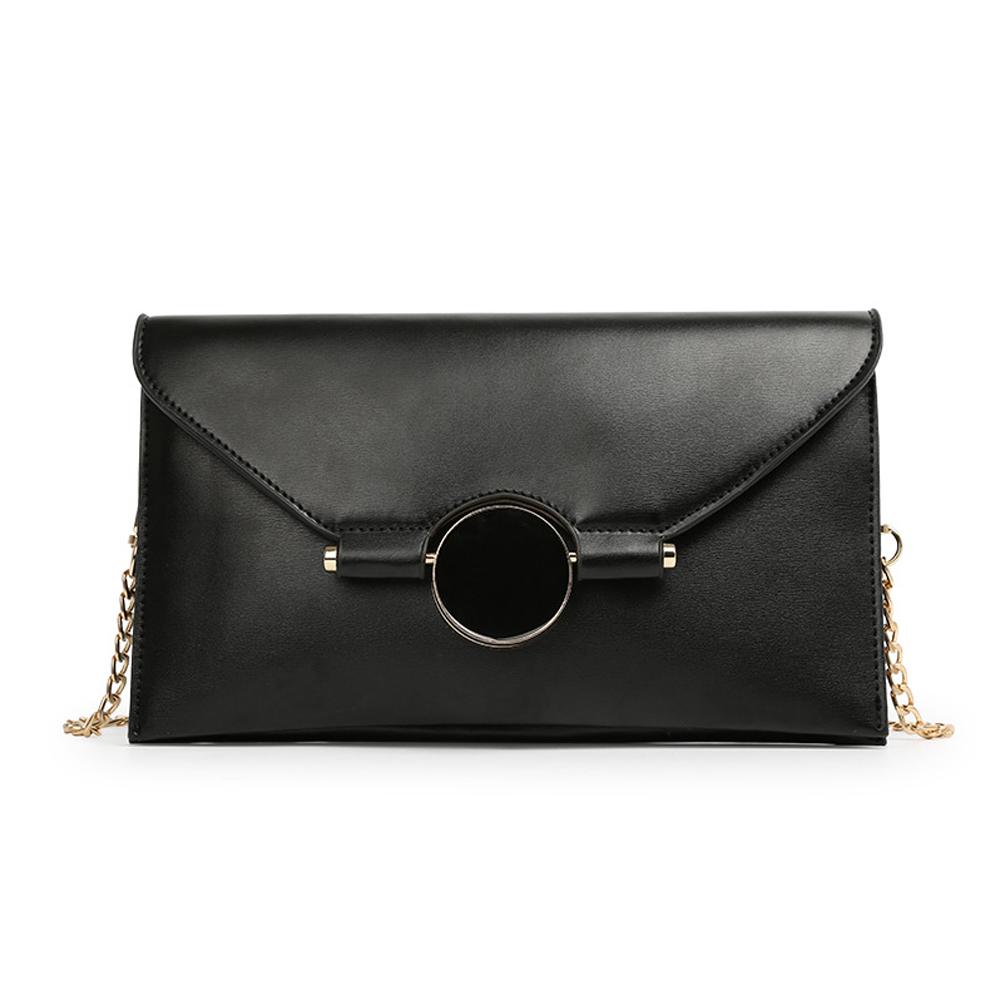 Envelope Clutch Messenger-Bag Crossbody-Bag Chain-Shoulder Female Fashion Women Lady