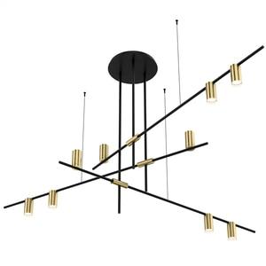 Image 4 - Scandinavian Post modern LED Ceiling Chandeliers Lighting Creative Designer Hanging Lamp Dining Room Living Room Coffee Lustre