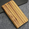 Wooden Case for iPhone 6 6s Bamboo Natural Vintage Wood Luxury Business style Magnetic Closure Flip Cover for iPhone 7 7 plus