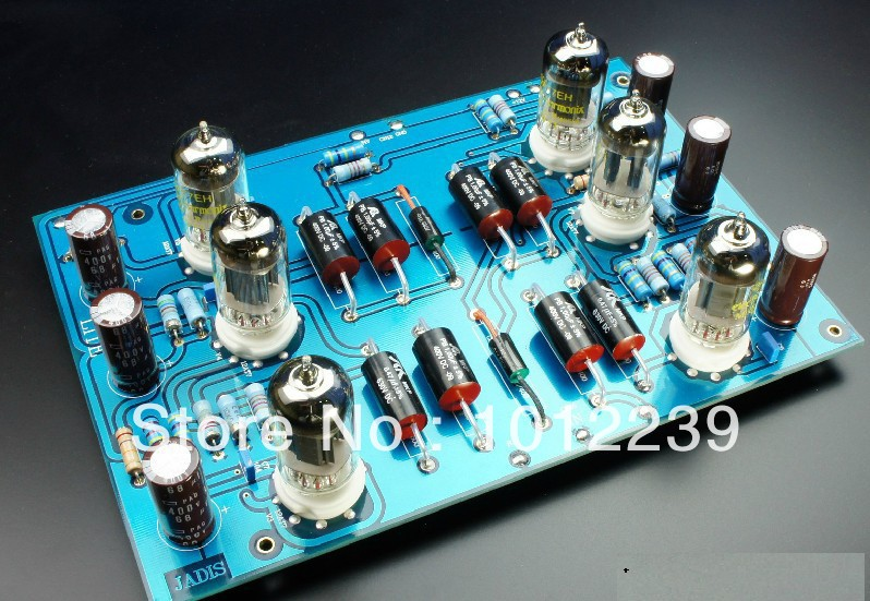 Assembled LS9 tube preamp finished board JADIS JP200 line