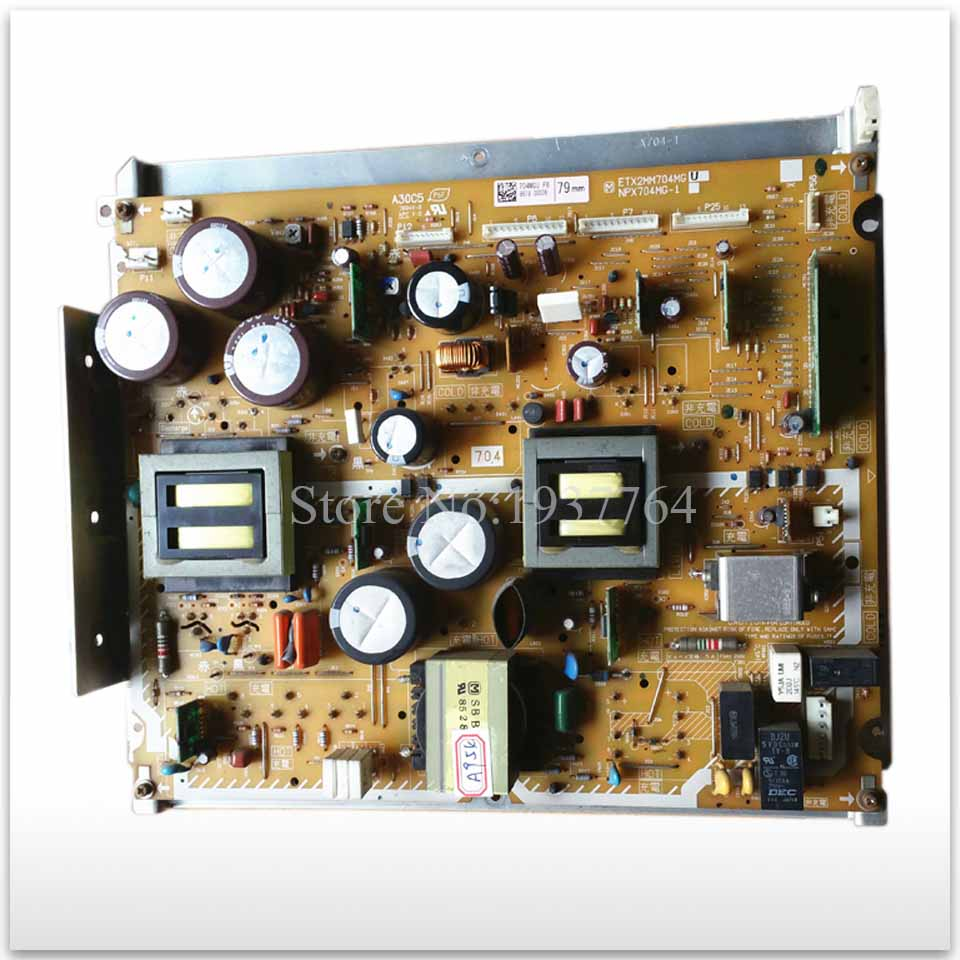 Original TH-46PZ800C TH-50PZ80C power supply board ETX2MM704MG NPX704MG-1 цена