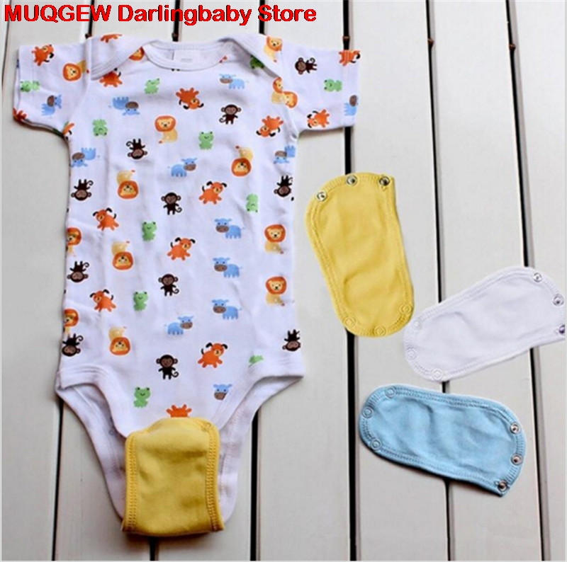 Baby Care Trend Mark 4 Colors Infant Newborn Bodysuit Partner Utility Jumpsuit Romper Lengthen Extender Baby Care Nappy Changing Pad Baby Accessories To Adopt Advanced Technology Changing Pads & Covers