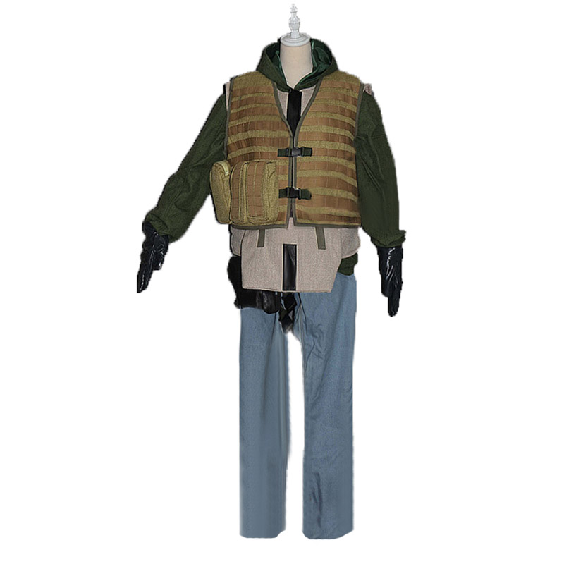 Tom Clancy's Rainbow Six Siege Jager Marius Streicher Cosplay Costume Uniforms Tailor made Any Size
