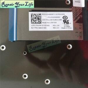 Image 5 - 710 11 Lenovo Yoga 용 미국 회색 노트북 키보드 310 11 310 11IAP 710 11 710 11IKB 710 11ISK 키보드 US New