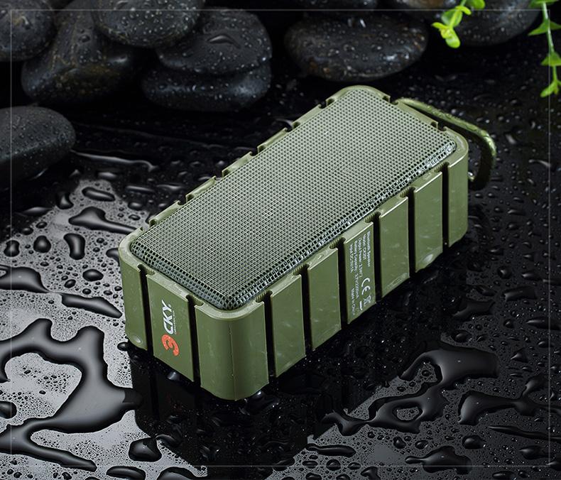 Bluetooth speaker waterproof portable speakers wireless subwoofer card outdoor blue tooth speakers full range soundbar tweeter 28