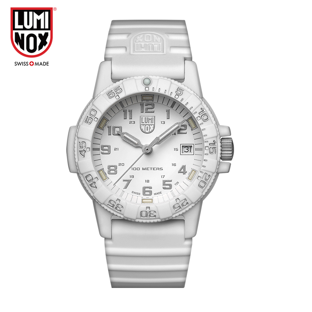 Luminox Watch Men Military Men Watch Leather Sport Quartz Clock Mens Watches Top Brand Luxury Waterproof Relogio Masculino