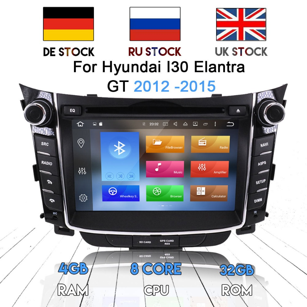 UK STOCK Android 8 0 7 1 Radio Car DVD player GPS Navigation Headunit FM For