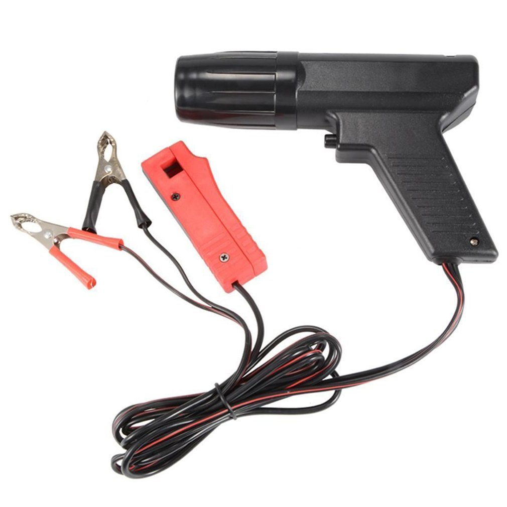 Image 2 - Professional Inductive Ignition Timing Light Ignite Timing Machine Timing Light Car Motorcycle Ship Repair-in Ignition Testers from Automobiles & Motorcycles
