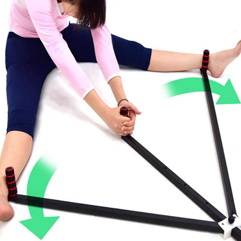 Dalāmās kājas pagarinājuma mašīnas kāju elastības - Fitnesa un kultūrisms