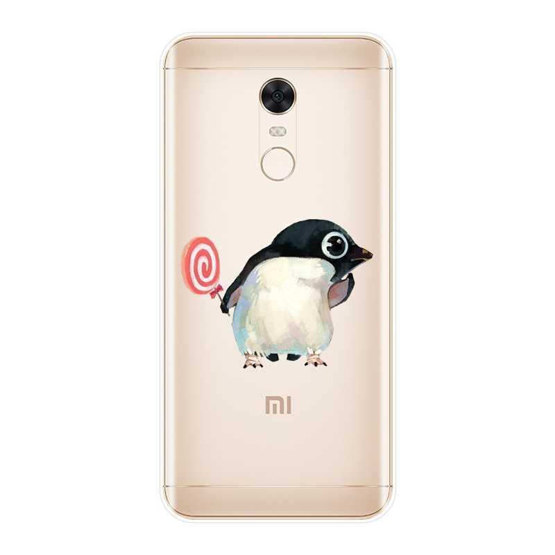 Funda de silicona blanda para teléfono pocofone F1 Xiaomi Redmi S2 6A 5 Plus 4A cubierta para Redmi note 4 4X 5 5A 6 Pro Prime