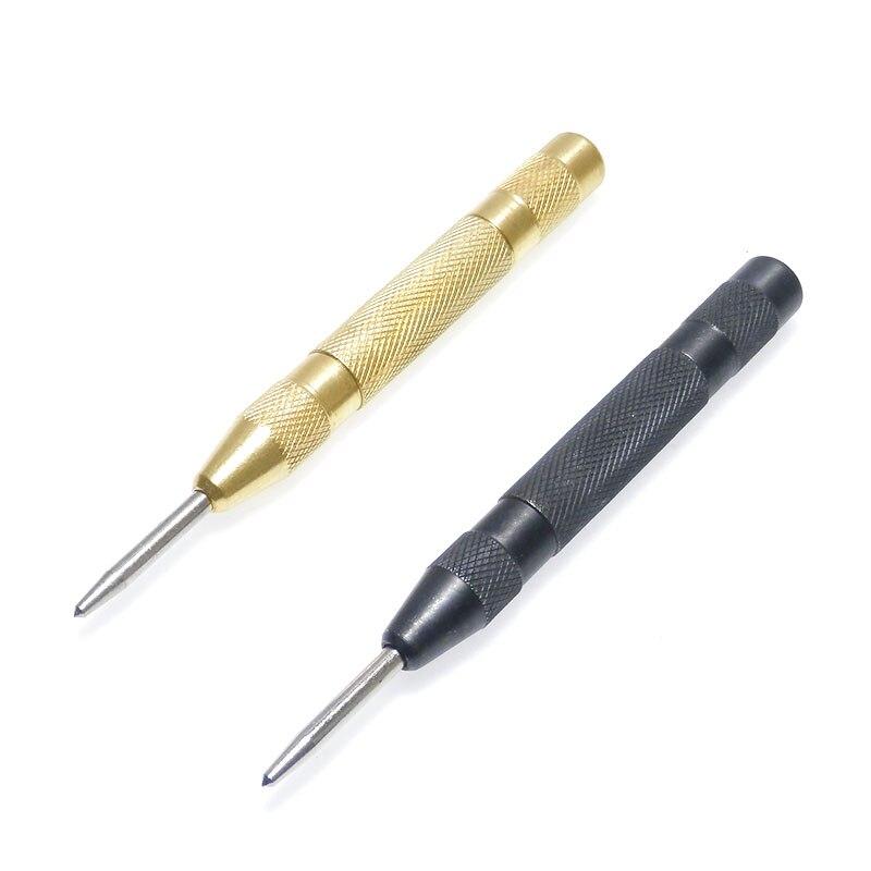 3PC Antislip Center Punch Steel Marking Drilling Tool Center Punch Set Durable
