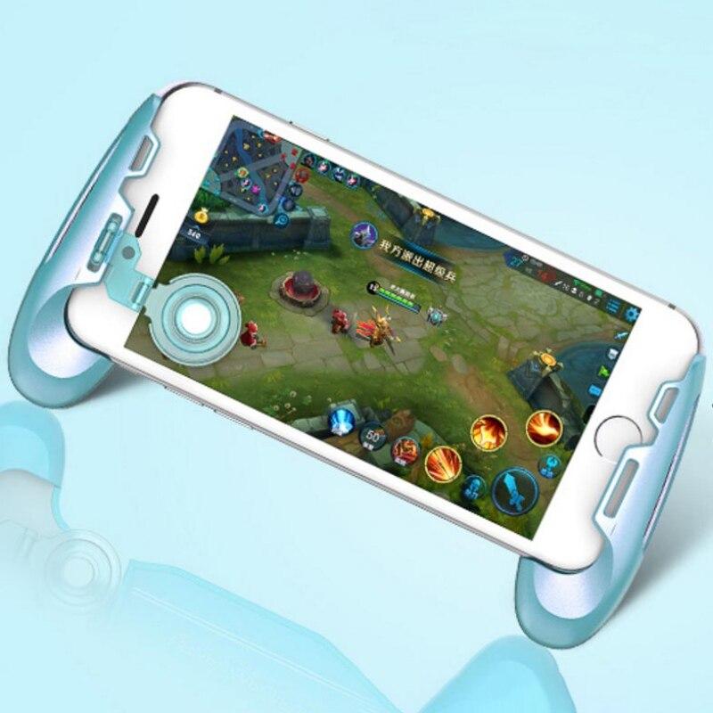 2018 Телескопический геймпад игровой рукоятки геймер Android джойстик удлиненной ручкой Game pad для iPhone X 8 Смартфон Xiaomi ...