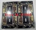 DHL free ship 50 pçs/lote, para iphone 7 plus 7 p 7 + 7 plus 5.5 polegada nova lâmpada nua motherboard mainboard placa parte substituição para o teste