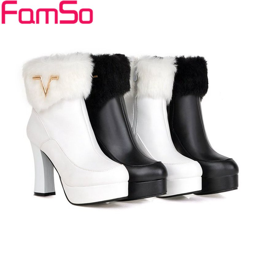 Plus Size34 43 2016 new Sexy Lady Riding Boots Autumn High Heels Platforms Pumps tassel Shoes