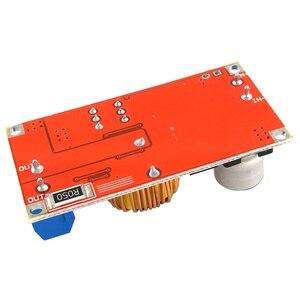 Image 4 - MCIGICM 5A DC zu DC CC CV Lithium Batterie Schritt unten Lade Board Led Power Converter Ladegerät Step Down Modul XL4015