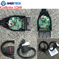 High Quality Galleto 1260 EOBD/OBD2/OBDII Diagnostic Interface Galletto 1260 Interface With Multi Languages EOBD Tuning Tools