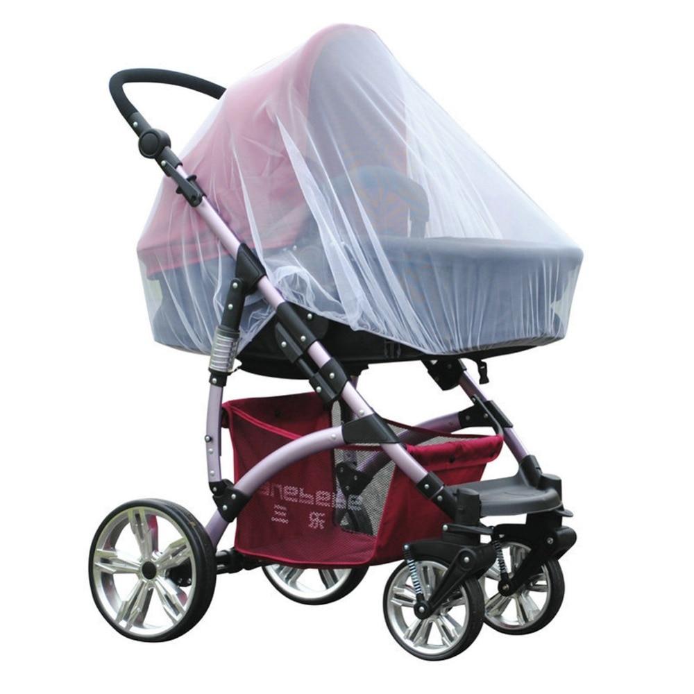 Baby Kids Stroller Mosquito Net Pram Protector Baby